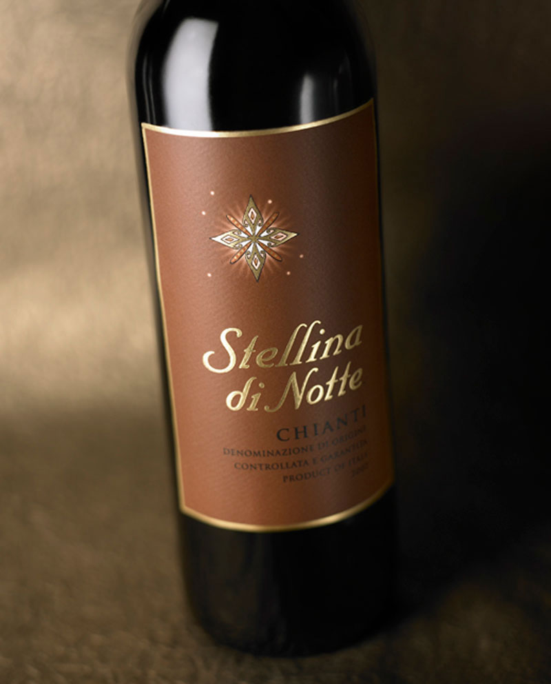 StellinaDiNotte-Wine-Package-Design