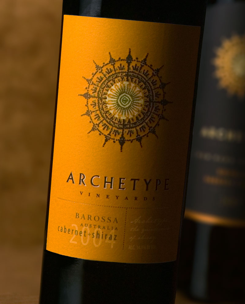 Archetype-Wine-Package-Design