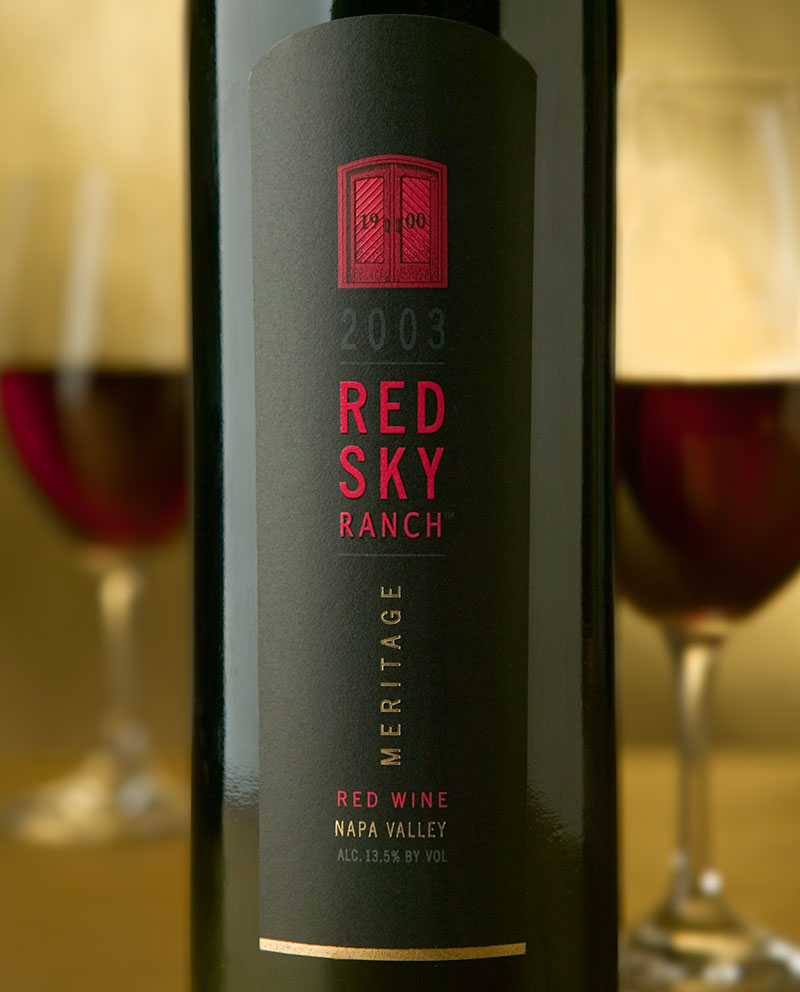 RedSky-Wine-Package-Design