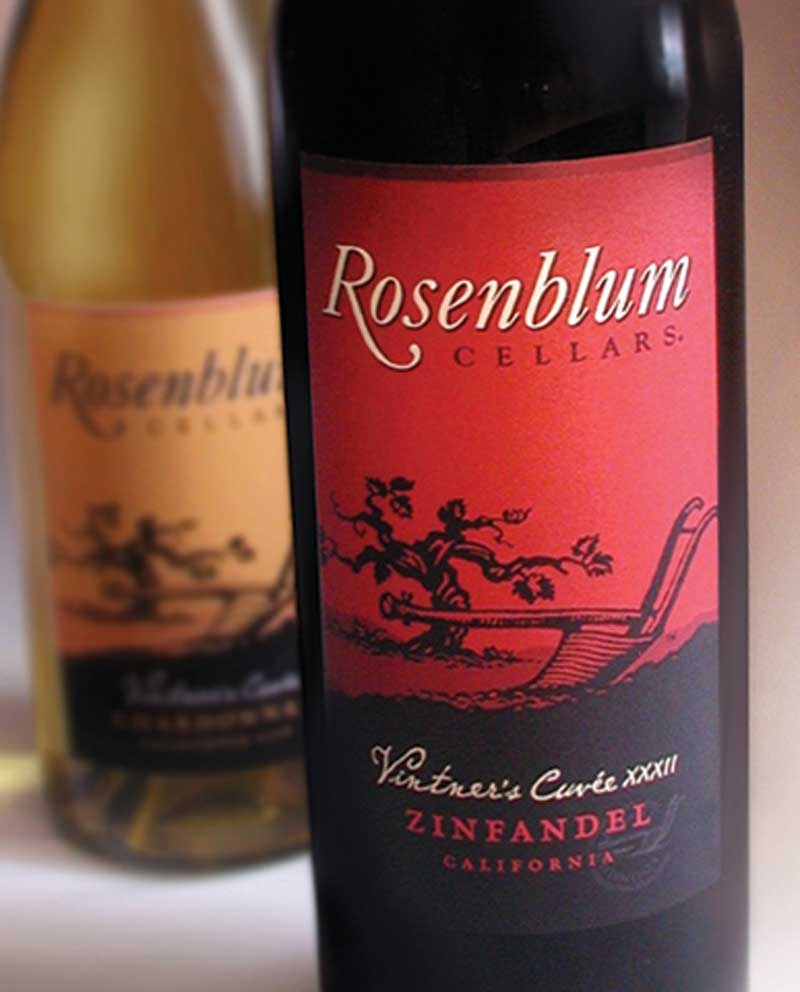 Rosenblum-Wine-Package-Design
